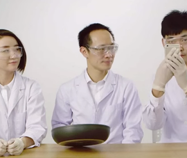 Video: Xiaomi chế giễu iPhone 6 bằng chảo
