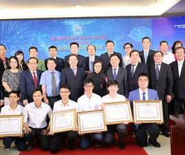 Clip TV được trao giải thưởng CNTT-TT lần IX