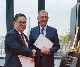 FPT bắt tay với hãng vận tải lớn thứ hai châu Âu