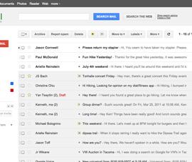 Cập nhật ngay giao diện mới của Gmail