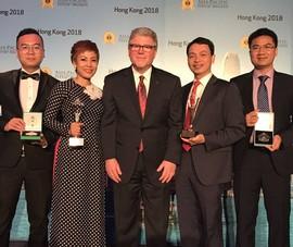 Nhiều ứng dụng Việt được vinh danh tại nước ngoài