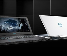 Dell ra mắt 2 mẫu laptop chuyên game cấu hình khủng