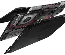 Bộ đôi laptop chơi game siêu mỏng Strix SCAR II và Hero II