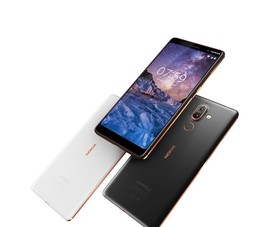 Nokia 7 Plus thắng giải 'Consumer Smartphone of the Year'