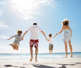 Người Việt chỉ thích đi du lịch với gia đình