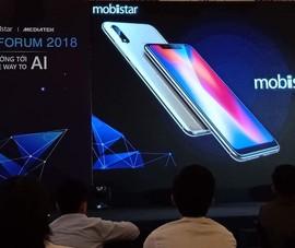 Xuất hiện mẫu smartphone Việt có 'tai thỏ'