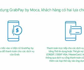 Grab triển khai phương thức thanh toán không cần dùng tiền mặt