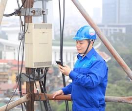 Chất lượng mạng 3/4G của VinaPhone vượt chuẩn