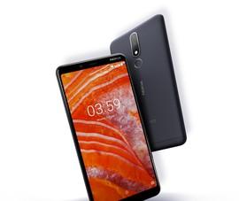 Nokia 3.1 Plus chính thức ra mắt tại thị trường Việt