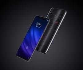 Mi 8 Pro, chiếc smartphone siêu đẹp với mặt lưng trong suốt