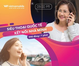Cách gọi điện thoại quốc tế tiết kiệm đến 75%
