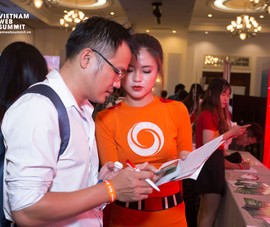 Vietnam Web Summit 2018 thu hút hơn 5.000 người tham dự