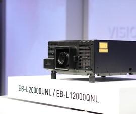 Epson ra mắt 2 mẫu máy chiếu 4K siêu bền