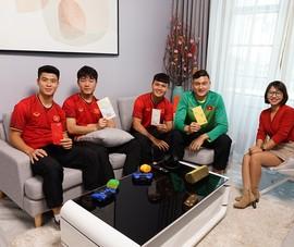 Sony đồng hành cùng đội tuyển bóng đá Việt Nam