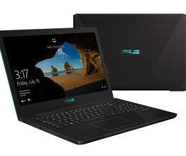 Asus ra mắt mẫu laptop F570 giá rẻ cho game thủ