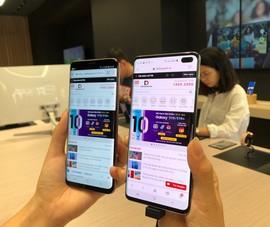 Galaxy S10 Plus ra mắt: Nâng cấp đáng kể so với Galaxy S9 Plus