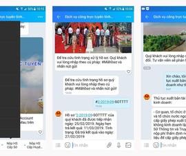 Tỉnh Cà Mau ứng dụng Zalo để phục vụ nhân dân