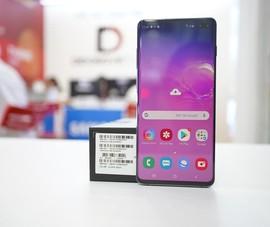 Samsung Galaxy S10 Plus 1 TB bất ngờ xuất hiện tại VN