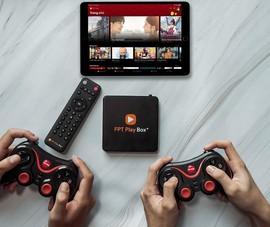 FPT Play Box+ hỗ trợ điều khiển đèn, quạt, tivi,... từ xa