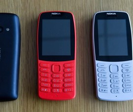 Nokia 210 chính thức ra mắt tại thị trường Việt Nam