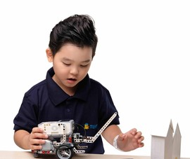 Nhiều sản phẩm thông minh được phát triển bởi trẻ em
