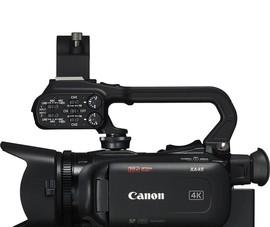 Canon ra mắt 2 máy quay mới thuộc dòng máy XA chuyên nghiệp