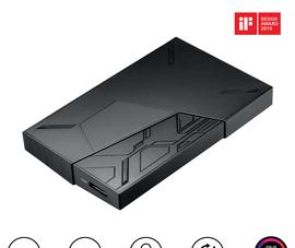 ASUS ra mắt ổ cứng gắn ngoài FX HDD siêu tốc