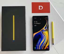 Galaxy Note 9 giảm giá 7 triệu đồng