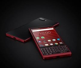 BlackBerry KEY2 Red Edition về Việt Nam với số lượng giới hạn