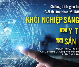 Giải thưởng Nhân tài Đất Việt 2019 thu hút nhiều đội tham gia