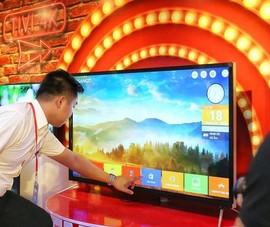Tivi Sanco chính thức ra mắt tại Việt Nam