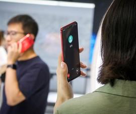 Lộ diện mẫu smartphone có camera ẩn dưới màn hình độc đáo