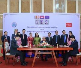 Thử nghiệm 5G tại Campuchia