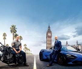 Fast and Furious 9 lọt tốp phim bom tấn hành động mùa hè