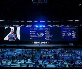 Huawei bất ngờ ra mắt HarmonyOS để cạnh tranh Android