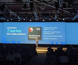 Lộ diện thiết bị di động được tích hợp nền tảng 5G