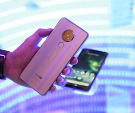 Nokia 7.2 chính thức ra mắt với cụm camera 48 MP