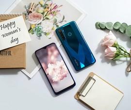 Lộ diện mẫu điện thoại với 4 camera có giá từ 3,9 triệu đồng