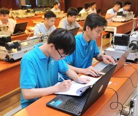 Sinh viên ĐH Công nghiệp đạt nhất cuộc thi về tự động hóa