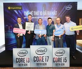 Xuất hiện laptop được trang bị bộ vi xử lý Intel Core 10