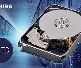 Xuất hiện ổ cứng có dung lượng khủng lên đến 16 Terabyte