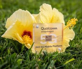 Qualcomm Snapdragon 865 phô diễn công nghệ 5G và AI