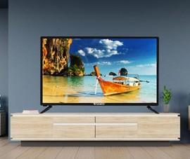 3 mẫu TV giá rẻ dưới 5 triệu đồng