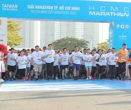 HCMC Marathon 2020 thu hút hơn 9.000 người tham dự