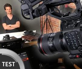 Lộ diện máy quay 4K 'khủng' có giá 285 triệu đồng
