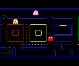Tựa game nào được Google ưu ái đưa lên trang chủ?