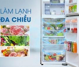 Lợi ích khi dùng tủ lạnh có hệ thống làm lạnh đa chiều