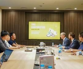 Đại sứ Vương quốc Anh xem xét đầu tư công nghệ tại Việt Nam