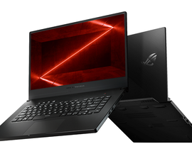 Lộ diện mẫu laptop mạnh mẽ với dải đèn LED độc đáo ở mặt trước