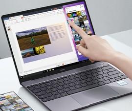 Lộ diện mẫu laptop siêu mỏng với màn hình cảm ứng 2K